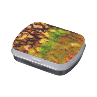 Thermal ecosystem candy tins