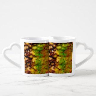 Thermal ecosystem couples coffee mug