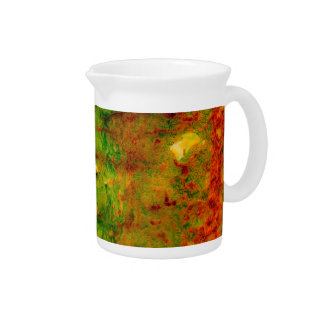 Thermal ecosystem drink pitchers
