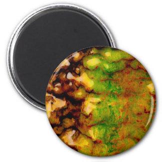 Thermal ecosystem fridge magnets