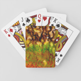 Thermal ecosystem playing cards