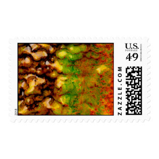 Thermal ecosystem postage stamp