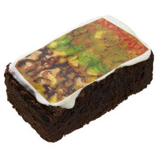 Thermal ecosystem rectangular brownie