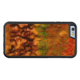 Thermal ecosystem carved® cherry iPhone 6 bumper