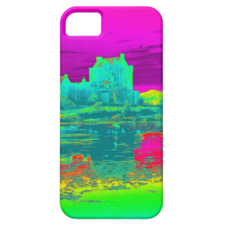 Thermal Eilean Donan Castle iPhone SE/5/5s Case
