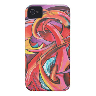 """Thermal Equilibrium"" iPhone 4 Covers"