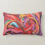 """Thermal Equilibrium"" Throw Pillows"