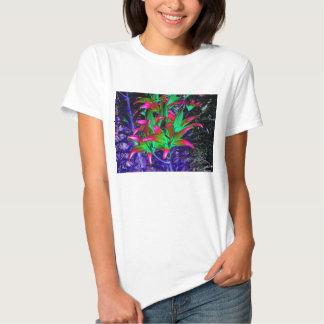 Thermal Flowers Shirt