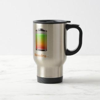 Thermal glass Energy Travel Mug