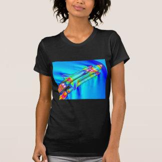 THERMAL IMAGE ATLANTIS SPACE SHUTTLE T-Shirt