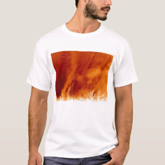 Thermal Jet Sky & X-ray Trees T-Shirt