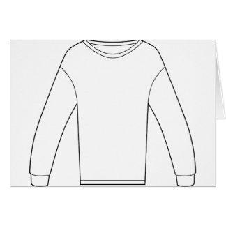Thermal Long Sleeve Shirt Card