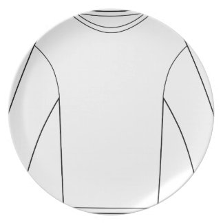 Thermal Long Sleeve Shirt Dinner Plate