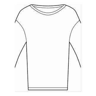 Thermal Long Sleeve Shirt Postcard