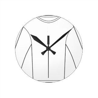 Thermal Long Sleeve Shirt Round Clock