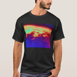 Thermal Mountains and Cumulus humilis ,and Strato T-Shirt