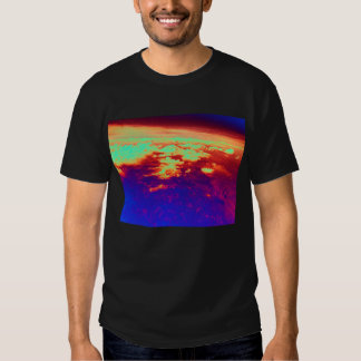 Thermal Mountains and Cumulus humilis ,and Strato Tee Shirt