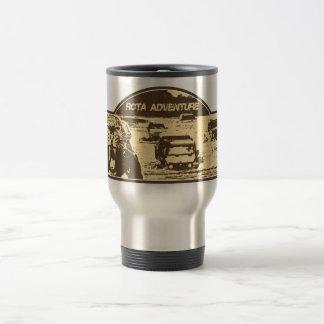 Thermal mug Adventure Route