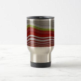 thermal mug waves