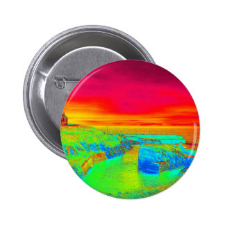 Thermal Port Ness Pinback Button