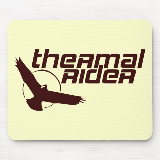 Thermal Rider Mouse Pad