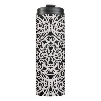 Thermal Tumbler Baroque Style Inspiration