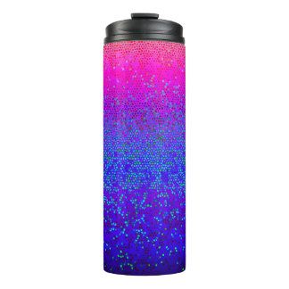 Thermal Tumbler Glitter Star Dust
