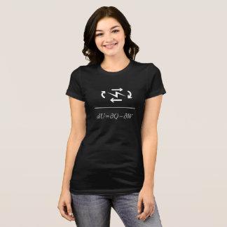 Thermodynamics First Law T-Shirt