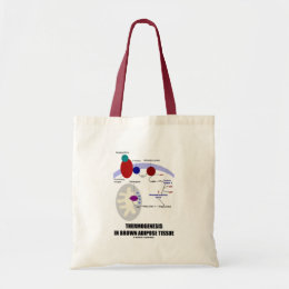 Thermogenesis In Brown Adipose Tissue Tote Bag