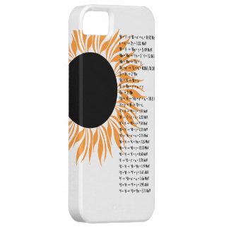 Thermonuclear Sun iPhone 5 Covers