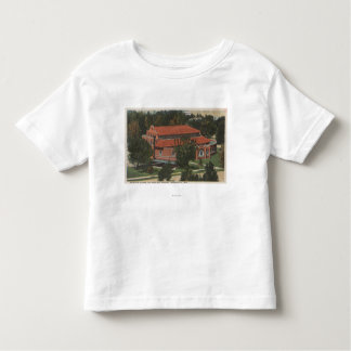 Thermopolis, WY - View of Washakie Plunge Tee Shirt