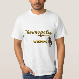 Thermopolis Wyoming City Classic T-Shirt