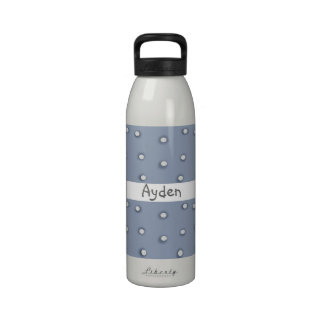 Thermos personalizado de la botella de agua del ac