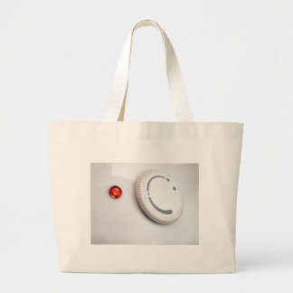 Thermostat Large Tote Bag