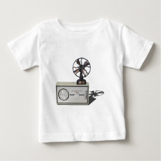 ThermostatHeaterFan052215 Baby T-Shirt