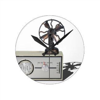 ThermostatHeaterFan052215 Round Clock