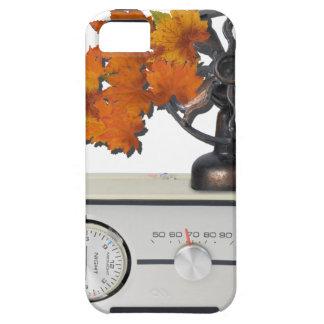 ThermostatHeaterFanLeaves052215 iPhone SE/5/5s Case
