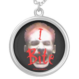 TheRobGlass I Bite Vampire Necklace !