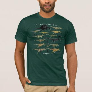 Theropoda Dinosaur Shirt Gregory S. Paul