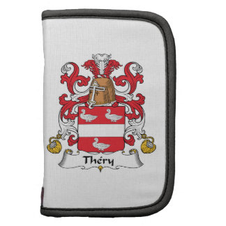 Thery Family Crest Planner