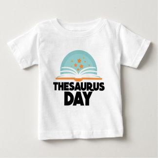 Thesaurus Day - Appreciation Day Baby T-Shirt