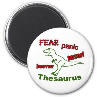 Thesaurus Fridge Magnet