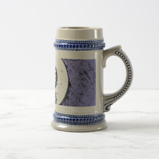 These are dangerous beer stein