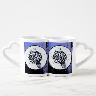 These are dangerous couples coffee mug
