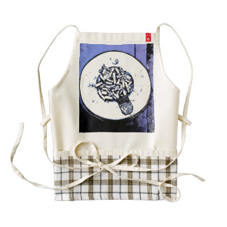 These are dangerous zazzle HEART apron