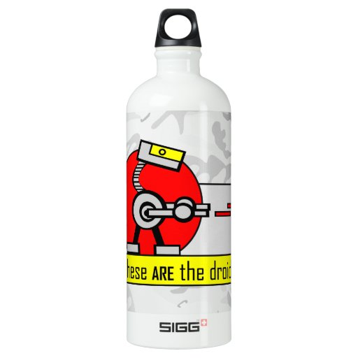 These ARE the droids SIGG Traveler 1.0L Water Bottle