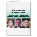 THESE ARE THE EXTREMISTS CARDS