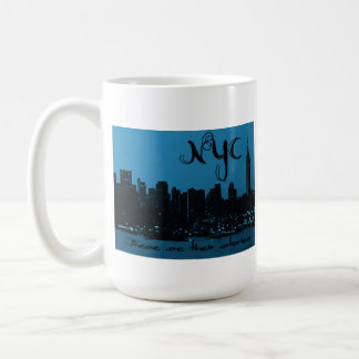These are their Stories Mug NYC