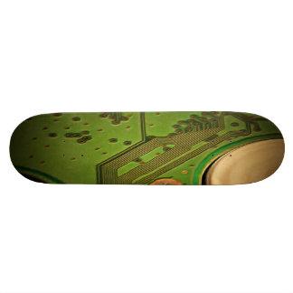 These circuits make everything work skateboard deck