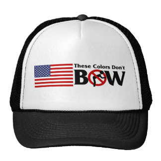 These Colors Don't Bow Hat